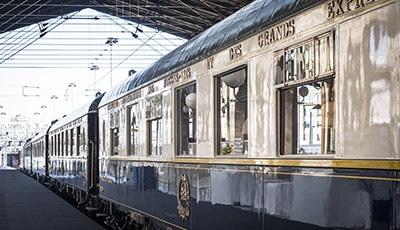 Illustration pour Partenariat L'Orient Express