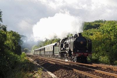 Illustration pour Orient Express